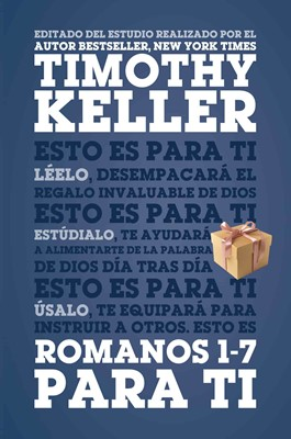 Romanos Para Ti 1-7 (Tapa dura) [Libro]