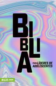 Biblia para Líderes de Adolescentes (Rústica) [Libro]