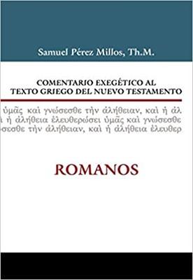 COMENTARIO EXEGETICO GRIEGO NT ROMANOS (Tapa Dura) [Libro]