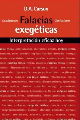 Falacias Exegéticas (Rústica) [Libro]