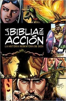 Biblia en Acción en Comic [Biblia]