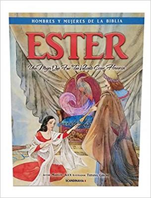 Ester Hombres y Mujeres de la Biblia