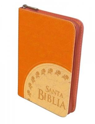 B SBU RVR045CZLG PJR PIEL NARANJA BEIGE (Imitación Piel) [Biblia]