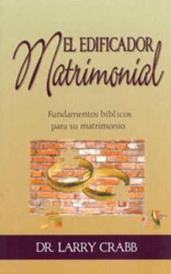 El Edificador Matrimonial (Rústica) [Libro Bolsillo]