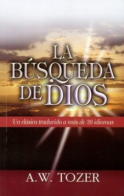 La búsqueda de Dios (Tapa suave rústica) [Libro]