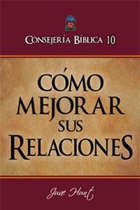 Consejería Bíblica #10 (Rustica) [Libro]