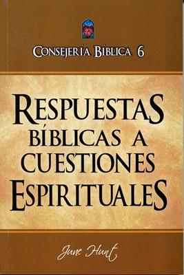 Consejería Bíblica #6 (Rustica) [Libro]