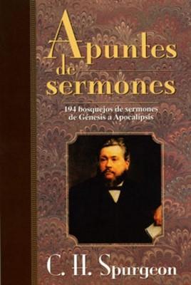 Apuntes de Sermones (Rústica) [Libro]