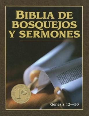 Biblia de Bosquejos y Sermones (Tapa rústica suave) [Libro]
