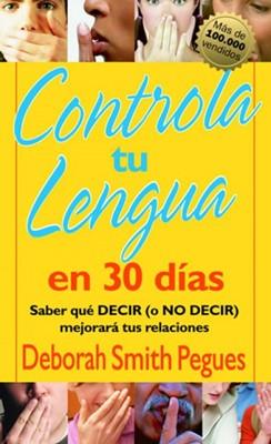 CONTROLA TU LENGUA EN 30 DIAS BOLSILLO (Rústica) [Libro]