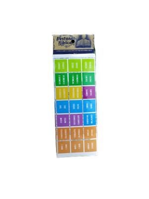 Índice Bíblico (Papel Sticker)