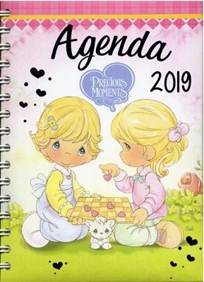 Agenda Preciosos Momentos 2019 [Agenda]