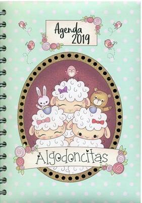 Agenda Algodoncitas 2019 (Tapa Dura) [Agenda]