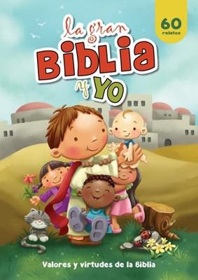 La Gran Biblia Y Yo (Tapa Dura) [Biblias para Niñ@s]