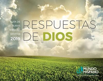 Calendario 2019- Guía de lecturas bíblicas diarias