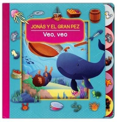 Jonas Y El Gran Pez [Libro]