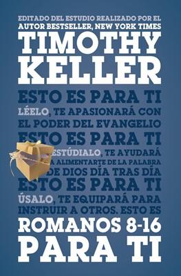 Romanos Para TI 8-16 (Rústica) [Libro]