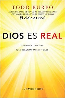Dios es Real (Rústica) [Libro]
