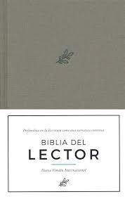 Biblia del Lector NVI (Tapa Dura) [Biblia]