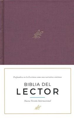 NVI Biblia del Lector, Vino en tela [Biblia]