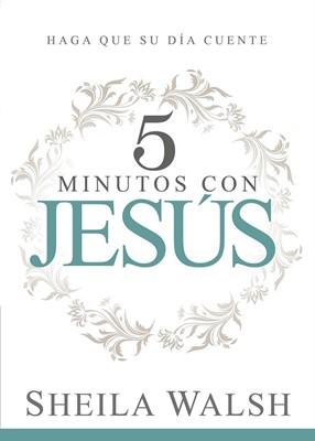 5 minutos con Jesús (Rustica) [Libro]