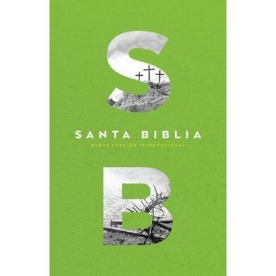 Biblia NVI PJR Económica (Rústica) [Biblia]