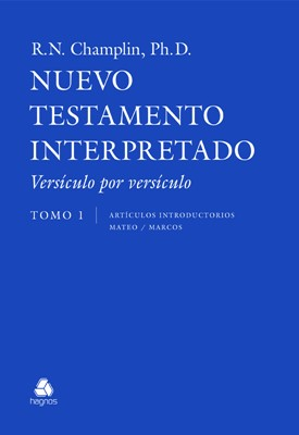 Nuevo Testamento interpretado Vol.1 (Tapa Dura Brillante)