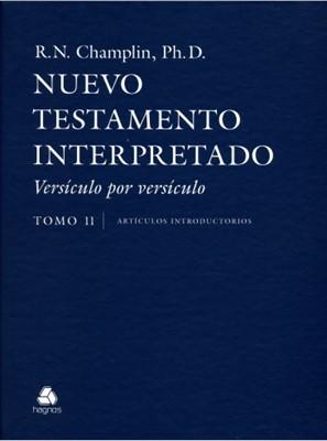 Nuevo Testamento interpretado Vol. 2