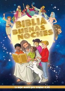 Biblia Buenas Noches (Tapa dura acolchada) [Libro]