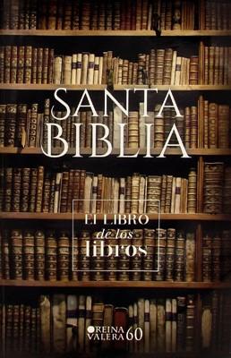 Biblia Reina Valera 1960 Económica 5 Motivos (Tapa suave rústica) [Biblia]