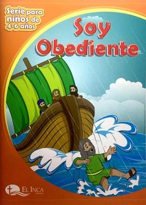 Soy Obediente [Libro]