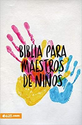 Biblia Para Maestros de Niños NBV (Rustica)