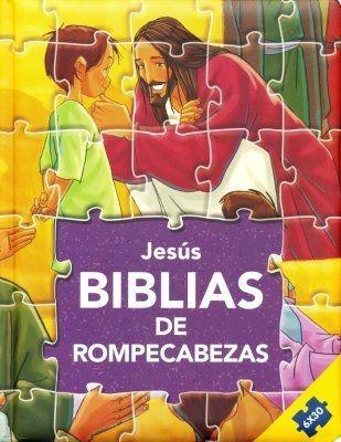 Biblias de Rompecabezas (Tapa Dura/Acolchada) [Libro]
