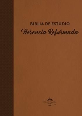 Biblia de Estudio Herencia Reformada - Tapa Dura [Biblia]