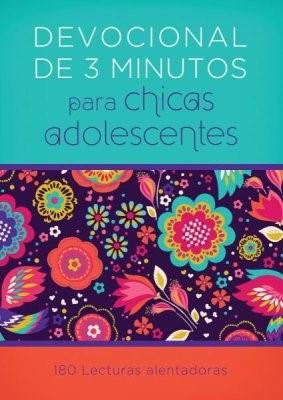 Devocionales de 3 Minutos para Chicas Adolescentes [Libro]