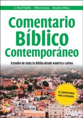Comentario Bíblico Contemporaneo [Libro]