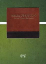 Biblia de Estudio Reina Valera Revisada [Biblia]