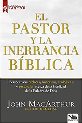 Pastor y la Inerrancia Bíblica (pastor-y-la-inerrancia-biblica-9781941538562 ) [Libro]