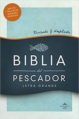 Biblia del Pescador Letra grande (Tapa dura)