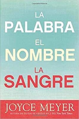 PALABRA EL NOMBRE Y LA SANGRE (Tapa Rustica) [Biblia]
