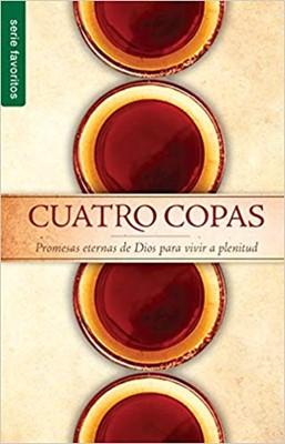 Cuatro Copas (Rústica) [Libro Bolsillo]