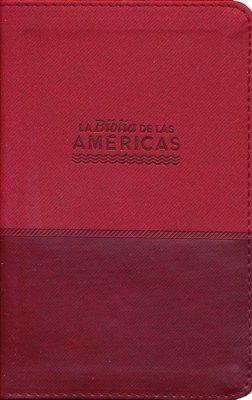 Biblia de Las Américas- Ultrafina Compacta (Imitación Piel ) [Biblia]