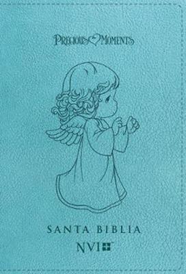 Biblia Precious Moments -Ultrafina Cierre [Libro]