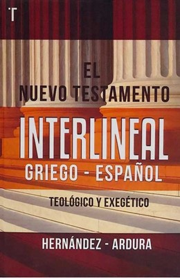 Nuevo Testamento Interlinea Griego-Español (Tapa Dura)