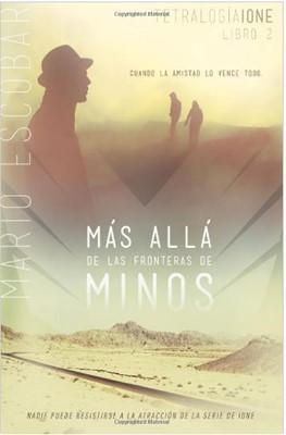 Más allá de las fronteras de Minos (Rustica Blanda) [Libro]