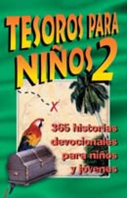 TESOROS PARA NIÑOS TOMO 2 (Rústica) [Libro]