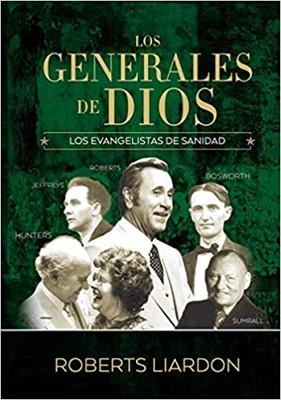 Los Generales De Dios IV (Tapa Dura) [Libros]