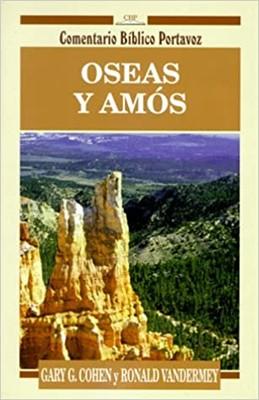 Oseas y Amós (Rústica) [Libro]