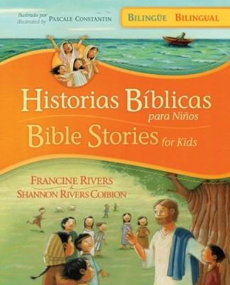 Historia Biblica Para Niños - Bilingue (Rustica) [Biblias para Niñ@s]