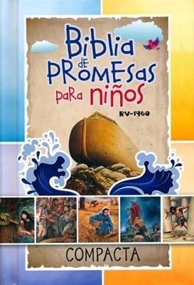 Biblia de Promesas para Niños RVR60 Compacta (Tapa Dura) [Biblia]